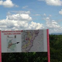 Photo taken at Recuca (Recorrido de la Cultura Cafetera) by Francy R. on 8/22/2013
