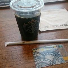 Photo taken at Starbucks Coffee 奈良西大寺駅前店 by SUKE48 on 8/29/2015