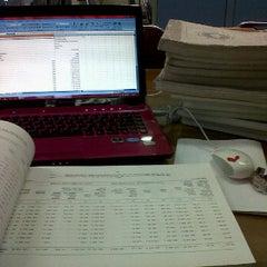Photo taken at Badan Pusat Statistik (BPS) Kota Yogyakarta by Devi S. on 10/10/2012