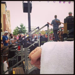 Photo taken at Decatur Celebration by Shane A. on 8/5/2013