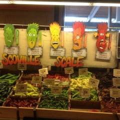 Photo taken at Central Market by Rebecca A. on 5/19/2013