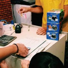 Photo taken at 中友百貨公司 Chung Yo Department Store by MingHom H. on 7/26/2015