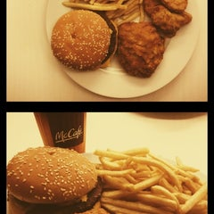 Photo taken at 麥當勞 McDonald's by Charles H. on 3/11/2013