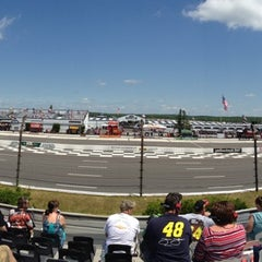 Photo taken at Pocono Raceway by Eddie M. on 6/9/2013
