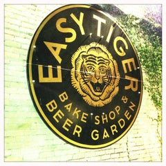 Photo taken at Easy Tiger by Thierry W. on 3/11/2013