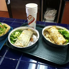 Photo taken at Cafe Rio Mexican Grill by Frank L. on 11/11/2012