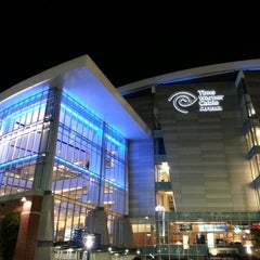 Photo taken at Time Warner Cable Arena by Sean S. on 11/20/2012