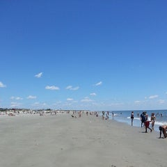"Photo taken at Atlantic ocean Tybee Island by Frankie ""Sarge"" V. on 5/24/2013"