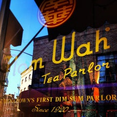 Photo taken at Nom Wah Tea Parlor by Seth W. on 10/26/2013