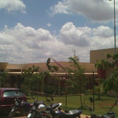 Photo taken at Escola SENAI Dr. Celso Charuri by Cal R. on 10/18/2012