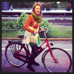 Photo taken at Metrostation Diemen-Zuid by Matheus S. on 6/15/2013