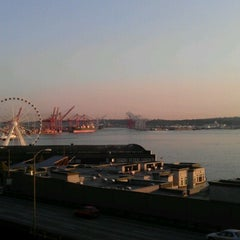 Photo taken at Victor Steinbrueck Park by Brian E. on 9/19/2012