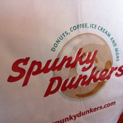 Photo taken at Spunky Dunkers by Kim H. on 3/19/2013