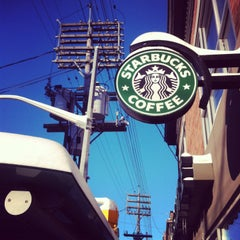 Photo taken at Starbucks by Jonas C. on 2/9/2013