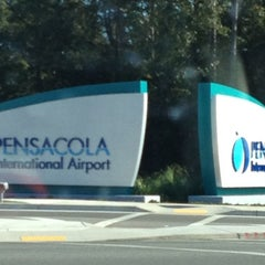 Photo taken at Pensacola International Airport (PNS) by Chely D. on 11/6/2012