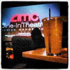 Photo taken at AMC Dine-In Theatres Menlo Park 12 by Dennis O. on 11/23/2012