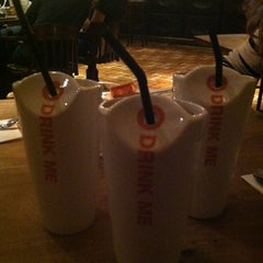 Photo taken at Max Brenner by Jeanette M. on 3/12/2013