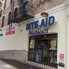 Photo taken at Rite Aid by Vicario Brensley P. on 7/24/2014