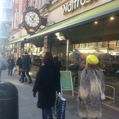 Photo taken at Waitrose by Ian M. on 12/13/2014
