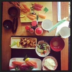Photo taken at Sushi on Stanley by Ryan B. on 10/26/2013