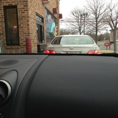 Photo taken at Wendy's by J B. on 3/2/2013