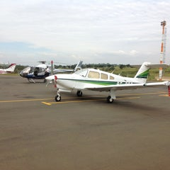 Photo taken at Aeroporto Estadual Campo dos Amarais (CPQ/SDAM) by Vinicius F. on 5/21/2013
