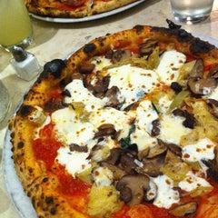 Photo taken at Kesté Pizza & Vino by Kim S. on 11/23/2012