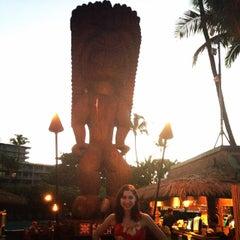 Photo taken at Tiki Bar by Kira D. on 12/6/2014