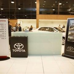 Photo taken at Sorana - Toyota by Deborah B. on 11/9/2012