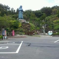 Photo taken at 藍のあまくさ村 by じゃる on 9/18/2012