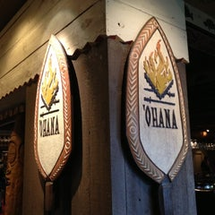 Photo taken at 'Ohana by Julie M. on 10/7/2012