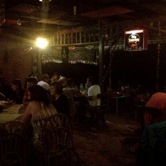 Photo taken at Seaslug's Beach Bar And Resto by har_rold on 6/29/2013
