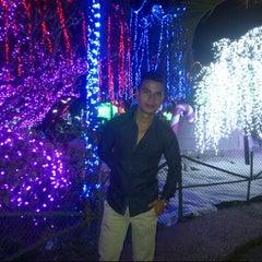 Photo taken at Parque Esmeralda by Eduardo B. on 12/14/2013