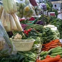 Photo taken at Pasar Segar by Ali M. on 11/17/2012