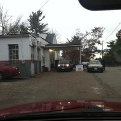 Photo taken at East Coast Gas by Teresa H. on 11/12/2013