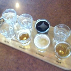 Photo taken at Four Peaks Grill & Tap by Jo V. on 11/23/2012