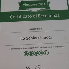 Photo taken at Lo Schiaccianoci by Regina K. on 7/25/2014