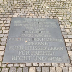 Photo taken at Gedenkstätte Deutscher Widerstand | German Resistance Memorial Center by Mathias on 9/25/2013