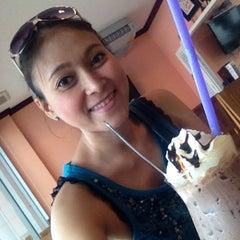Photo taken at Oh La La Cafe by Princess P. on 4/7/2014