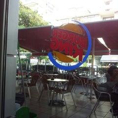 Photo taken at Burger King by Oktay G. on 10/23/2012