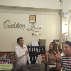Photo taken at Golden Land Hotel @ Chiang Rai by Sutthipong S. on 11/7/2015