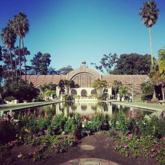Photo taken at Balboa Park by Joseph P. on 12/19/2012
