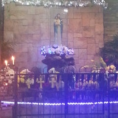 Photo taken at Assumption Church by Signorina27 on 12/24/2012