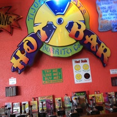 Photo taken at Tijuana Flats by Pamela T. on 4/29/2013