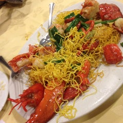 Photo taken at Happy Jade Seafood Chinese Restaurant by Joseph L. on 1/28/2014