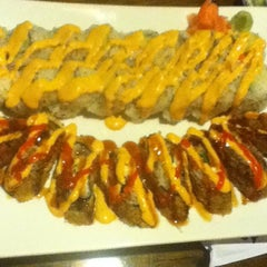 Photo taken at Sushi Moto by Sharen S. on 7/18/2013
