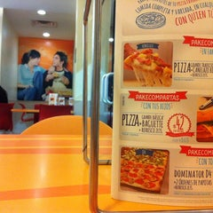 Photo taken at Domino's Pizza by Perla C. on 12/27/2012