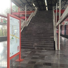 Photo taken at Tren Suburbano Tlalnepantla by Eduardo P. on 1/4/2013