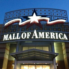 Photo taken at Mall of America by Cricket B. on 11/28/2012