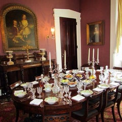 Photo taken at Bartow-Pell Mansion Museum by Michael R. on 8/3/2014
